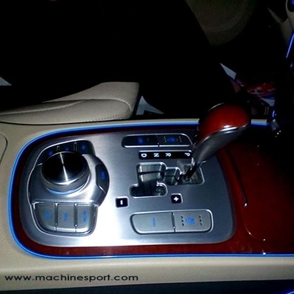 ال وایر سیم درخشنده تزیین خودرو EL Wire