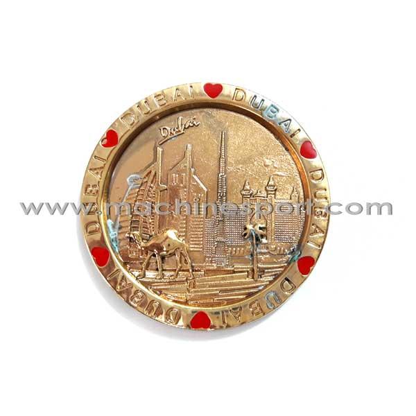 آرم تصویری از کشور دبی قدیم