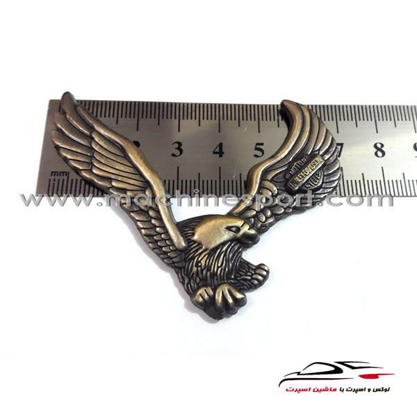 آرم اسپرت عقاب طلایی