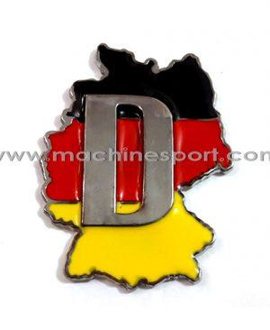 آرم اسپرت پرچم کشور آلمان