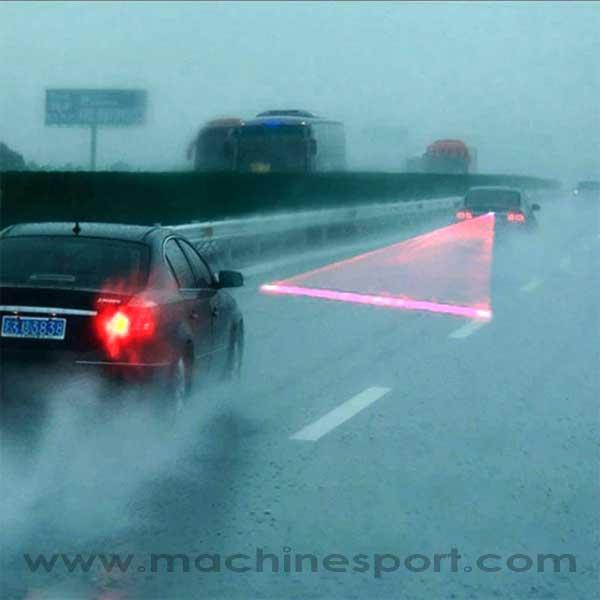 لیزر لایت پرده ای اتومبیل