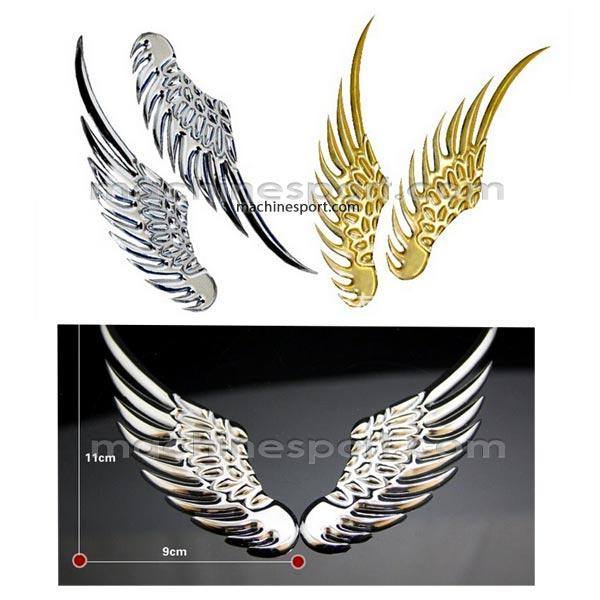 آرم اسپرت بال فرشته نقره ای