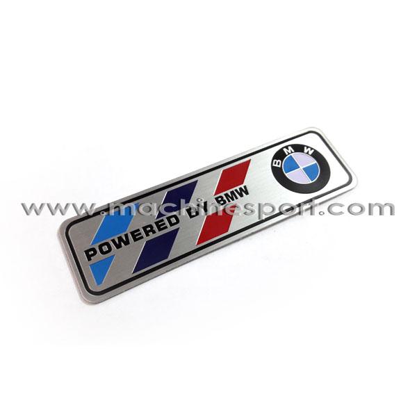 لوگو اسپرت طراحی شده توسط BMW