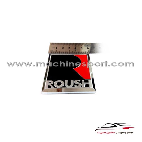 آرم فورد موستانگ راش ROUSH ماشین تیونینگ