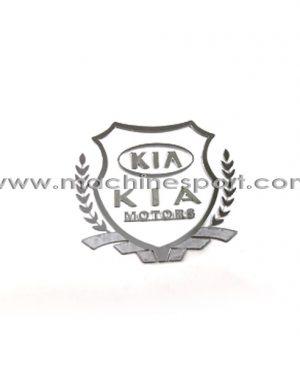 آرم خوشه دار کیا موتور KIA MOTORS لیزری