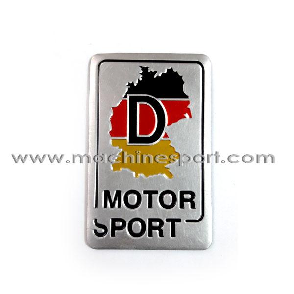 آرم موتور اسپرت جمهوری فدرال آلمان دویچلند