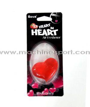 خوشبو کننده ماشین ژله ای طرح قلب