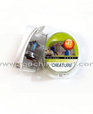 لامپ هالوژن ماشین با پایه H7