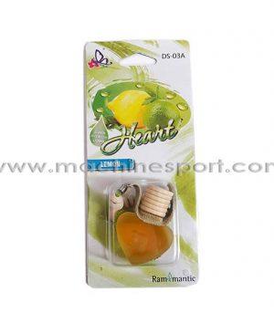 خوشبو کننده آویز قلبی عطر لیمو