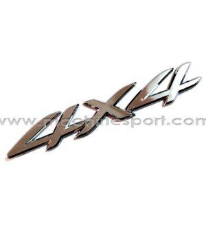 آرم 4X4 برای خودروهای انتقال قدرت موتور به چهار چرخ سایز 19.8 سانت