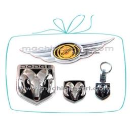 ست کامل آرم های دوج DODGE برای خودرو دنا + هدیه ماشین اسپرت