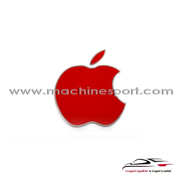 لوگو اپل لیزری در دو رنگ