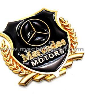 آرم خوشه دار مرسدس موتور MERCEDES MOTORS