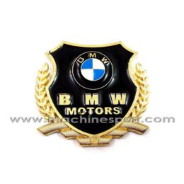 آرم خوشه دار بی ام دبلیو موتور BMW MOTORS
