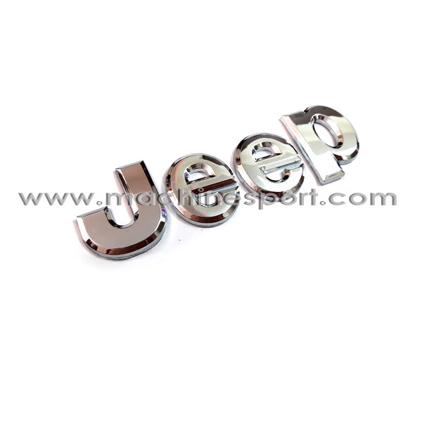 آرم جیپ Jeep طرح فابریک