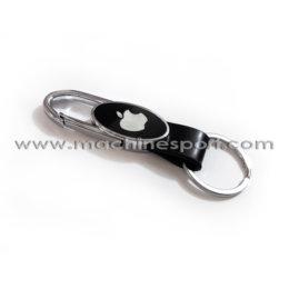جاسوئیچی چرم طرح اپل apple
