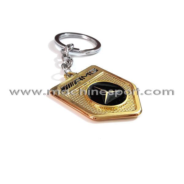 جاسوئیچی بنز AMG طلایی مشکی