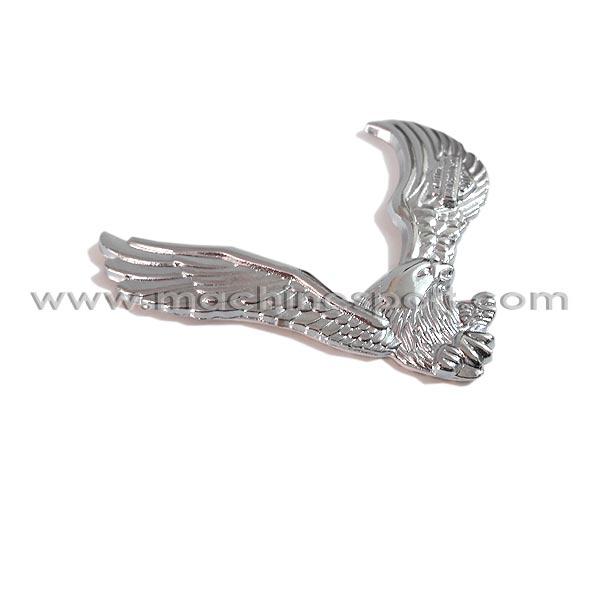 آرم عقاب هارلی دیویدسون نقره ای رنگ
