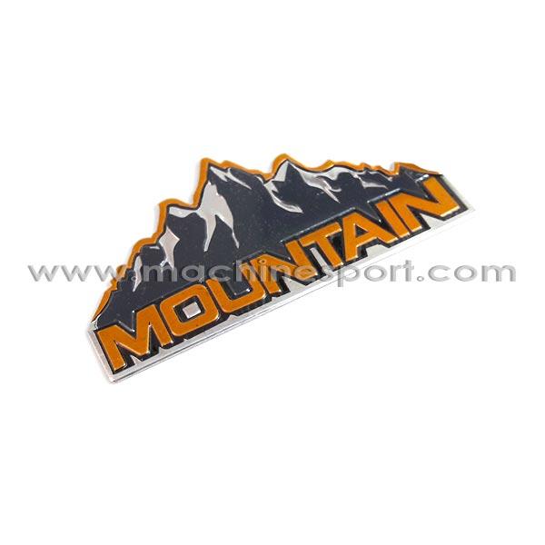 آرم ماشین های کوه پیما mountain