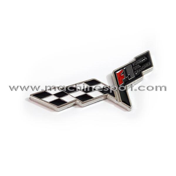 آرم مسابقات اتومبیل رانی جایزه بزرگ Formula one grand prix
