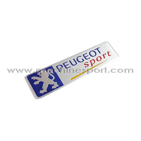 آرم و لوگو پژو اسپرت PEUGEOT sport