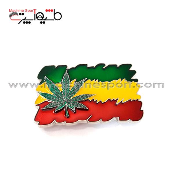 آرم سبک کوسیقی رگی جامائیکا reggae