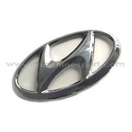 آرم هیوندای 17 سانتی Hyundai جلو پنجره