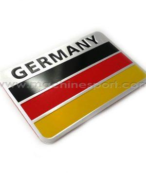 آرم پرچم کشور اروپایی آلمان GERMANY