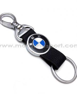 جاسوئیچی بی ام و BMW دارای دو حلقه جای کلید