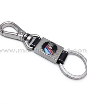 جاسوئیچی بی ام و M/// دارای دو حلقه جای کلید