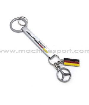 جاسوئیچی لوگو مرسدس بنز BENZ با پرچم آلمان