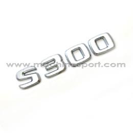 فروش آرم مرسدس بنز مدل S300