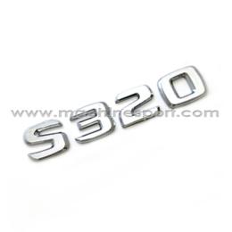 فروش آرم مرسدس بنز مدل S320