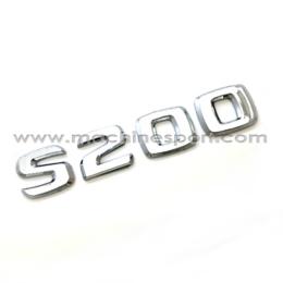 فروش آرم مرسدس بنز کلاس S200 مدل سال 2000