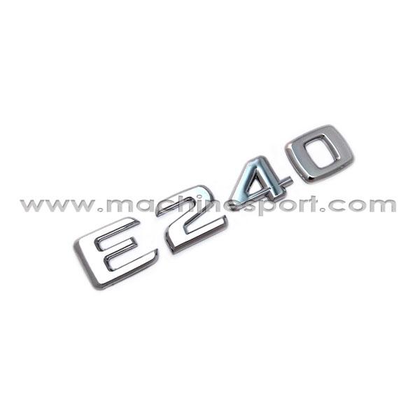 فروش آرم مرسدس بنز E240 (بنز پلیس)