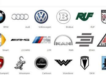 معنی و مفهوم آرم و لوگوهای شرکت های خودروسازی آلمان