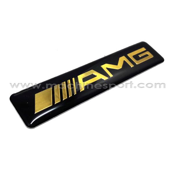 آرم مرسدس بنز AMG سایز 8.7 سانت