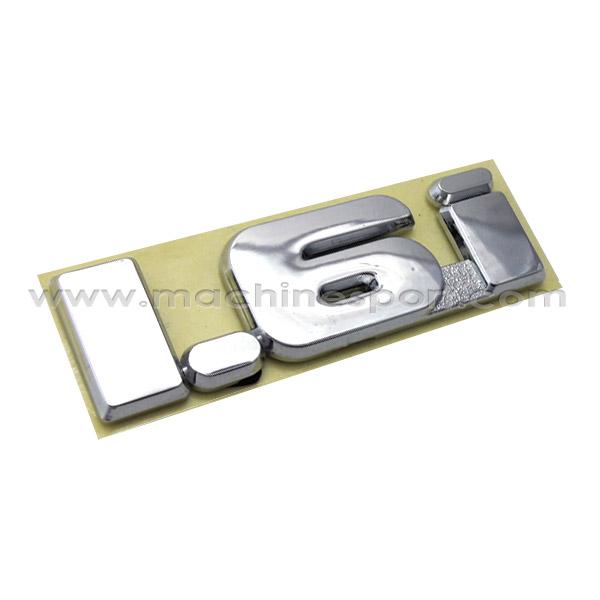 آرم و نوشته 1.6i برای خودروهای 1600 انژکتور