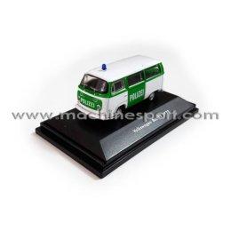 ماکت ماشین فولکس واگن پلیس آلمان volkswagen bus