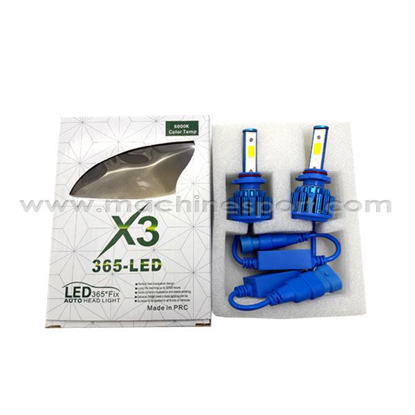هدلایت 365 درجه مدل Auto Headlight X3