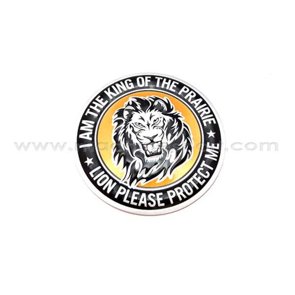 آرم شیر LION pleas protect me پادشاه دشت