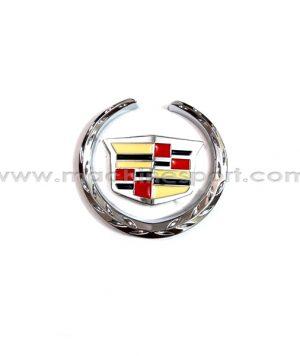 آرم کادیلاک Cadillac خوشه دار از خانواده فورد آمریکایی