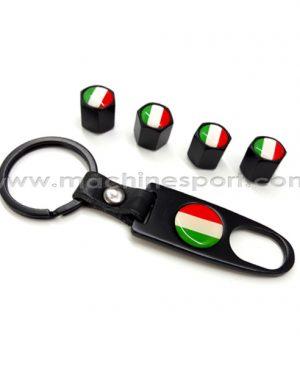 ست سر والف و جاسوئیچی پرچم ایتالیا ITALY