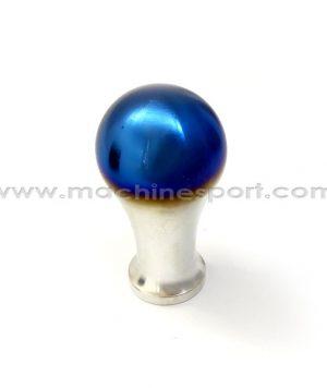 سر دنده تمام فلزی پایه بلند آبی نقره ای