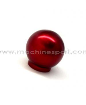 سر دنده تمام فلزی پایه کوتاه قرمز رنگ