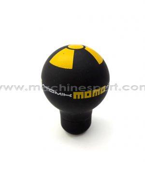 سر دنده فلزی MOMO زرد رنگ