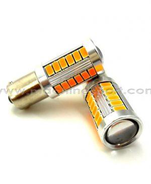 لامپ SMD سی و سه تایی نارنجی رنگ