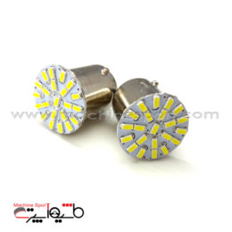 لامپ فندقی یک کنتاک سفید LED SMD