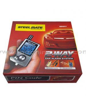 دزدگیر تصویری ماشین STEEL MATE مدل 888N1