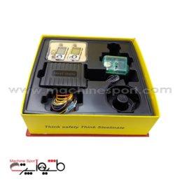 دزدگیر ماشین برند STEEL MATE مدل 888N1